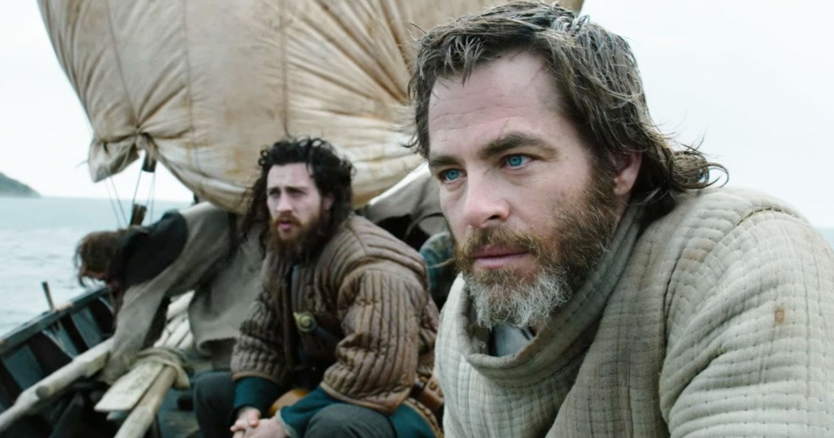 Outlaw King in a tent