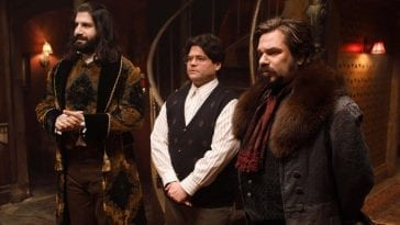 What We Do in the Shadows TV show Trailer shot