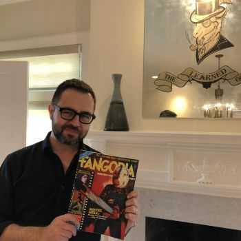 Phil Nobile Jr becomes Editor In Chief of Fangoria Magazine