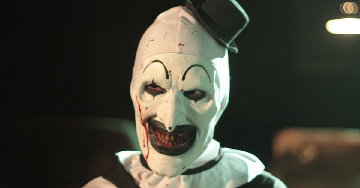 The art of the Terrifier, indie horror by Epic Pictures Group