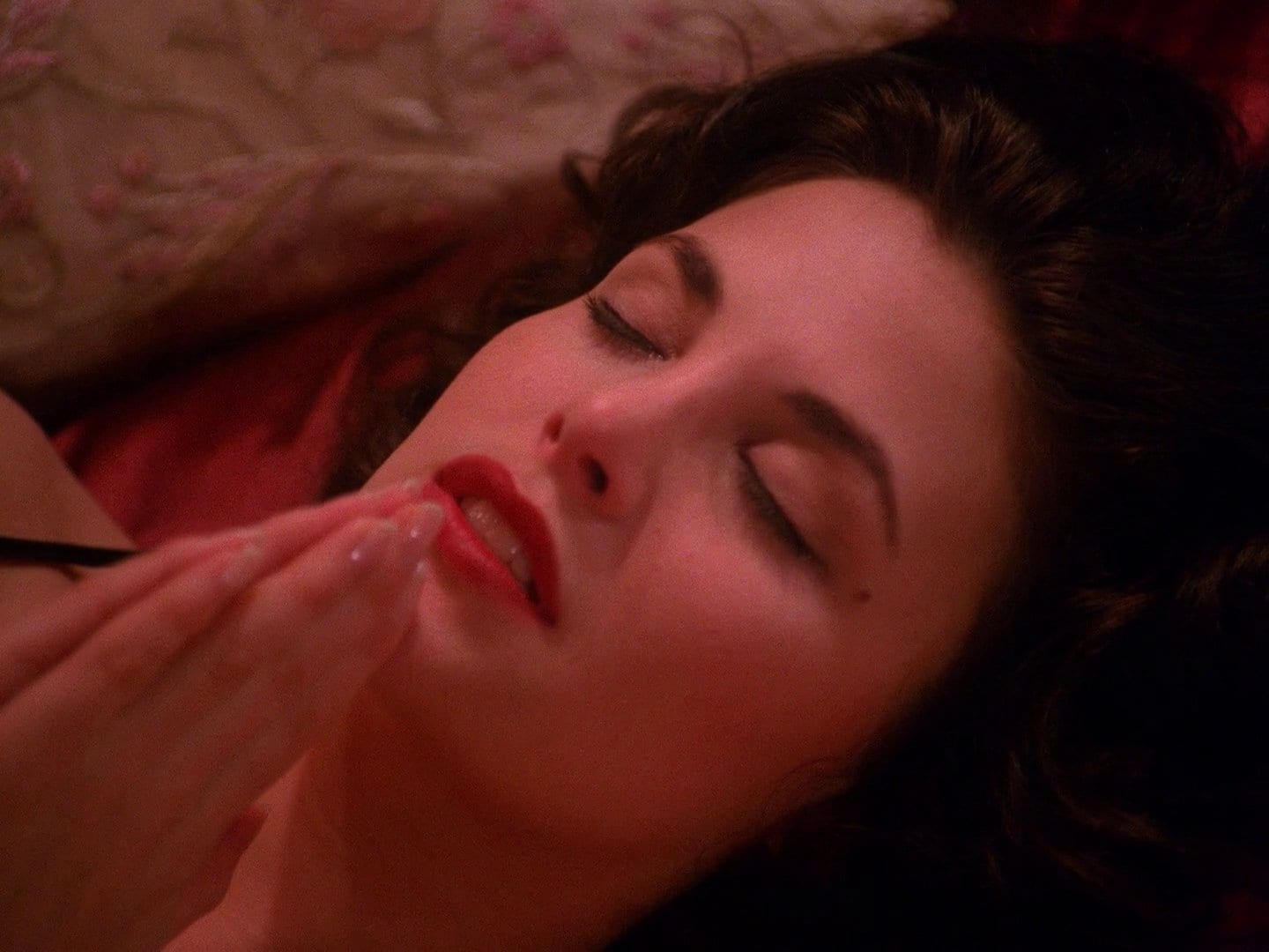 Audrey, Audrey Horne, Prayer, One Eyed Jack's, Twin Peaks