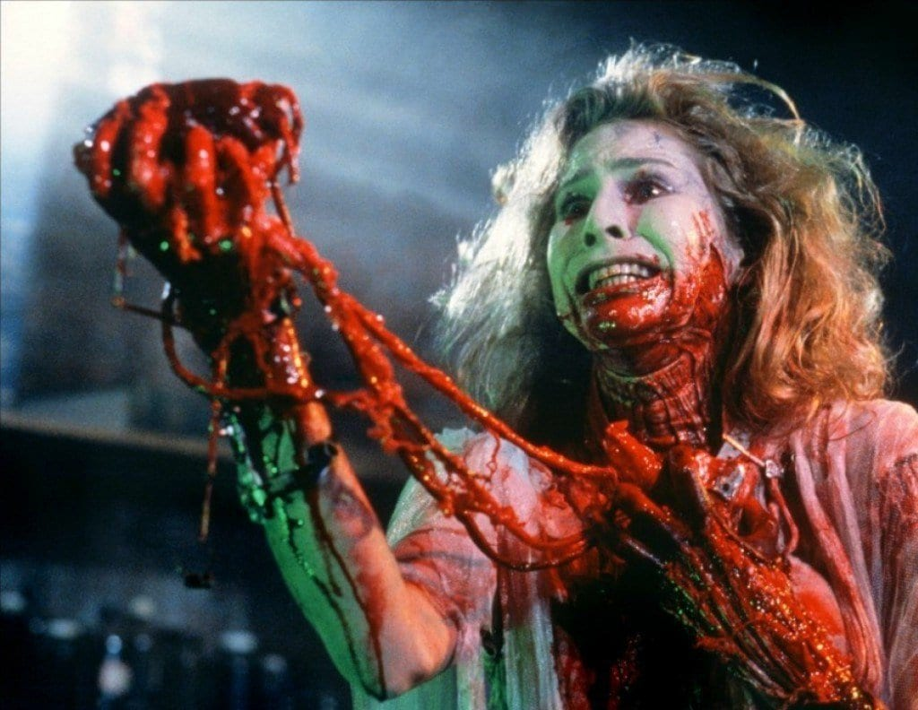 Still from Bride of Re-Animator