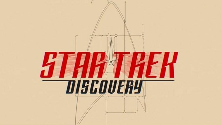 Star Trek: Discovery Title Card