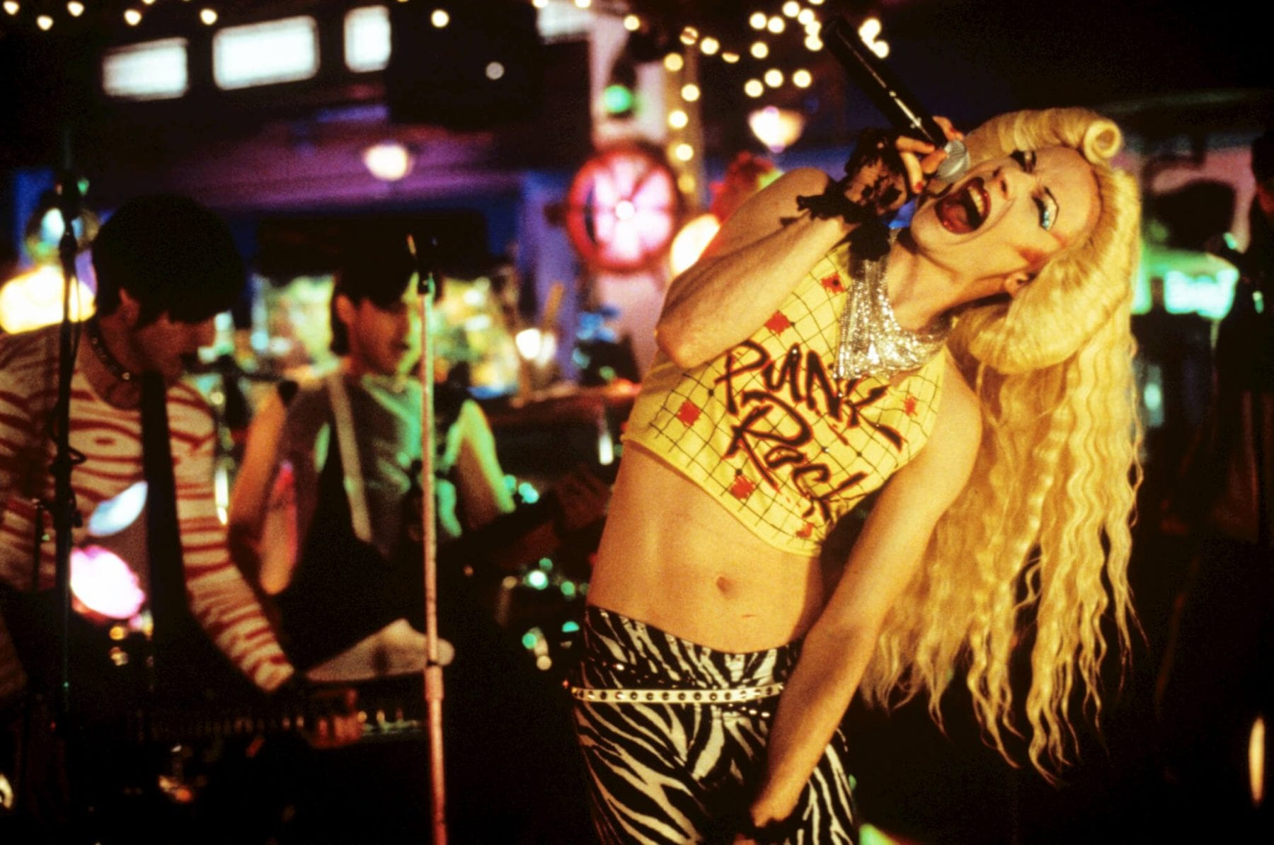 """John Cameron Mitchell is the writer, director, and star of """"Hedwig and the Angry Inch""""."""