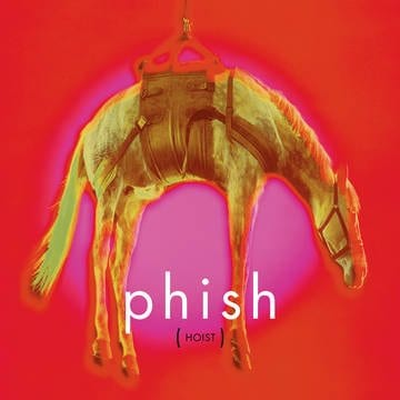 The album cover for Phish's album Hoist