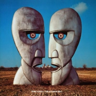 The album cover for Pink Floyd's album The Division Bell.