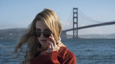Prairie is Nina in San Francisco in The OA Season 2
