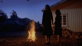 After the murder, Heavenly Creatures, 1994