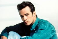Luke Perry as Dylan McKay on BH90210