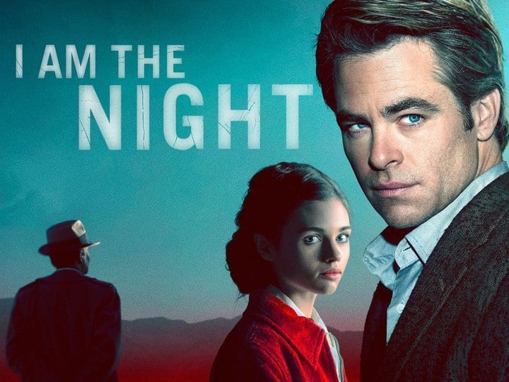 Chris Pine, India Eisley and Jefferson Mays star in I am The Night
