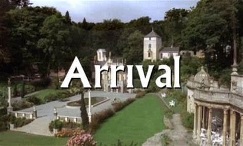 The title cards in The Prisoner have its own particular fonts.