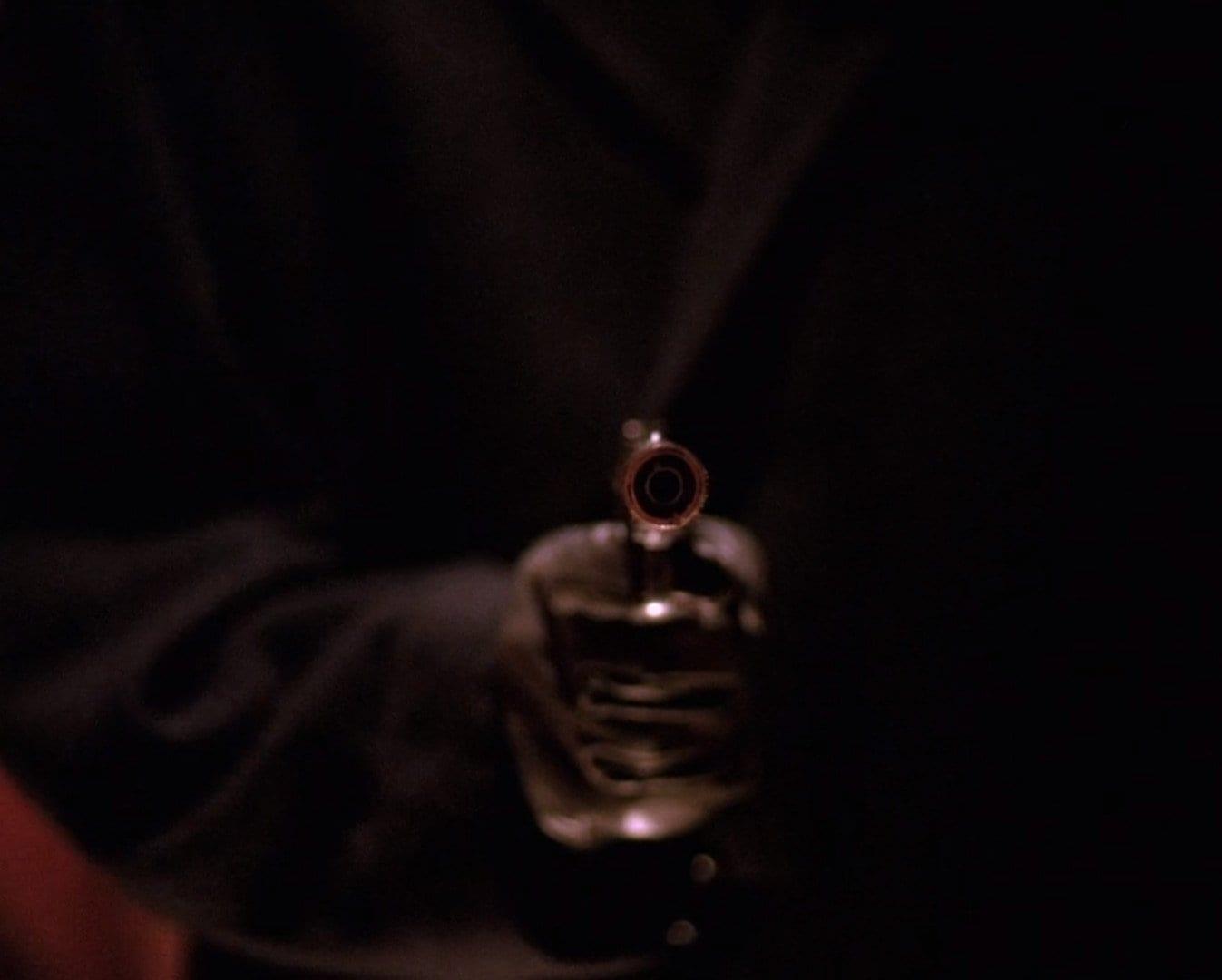 Cooper shot Twin Peaks