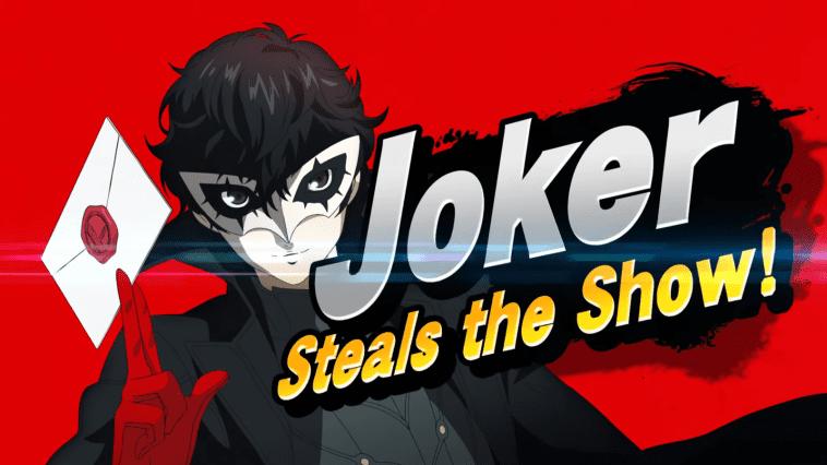 joker holding envelope