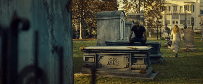 Shadow and Laura go their own ways in the American Gods Season 2 finale, Shadow Moon.