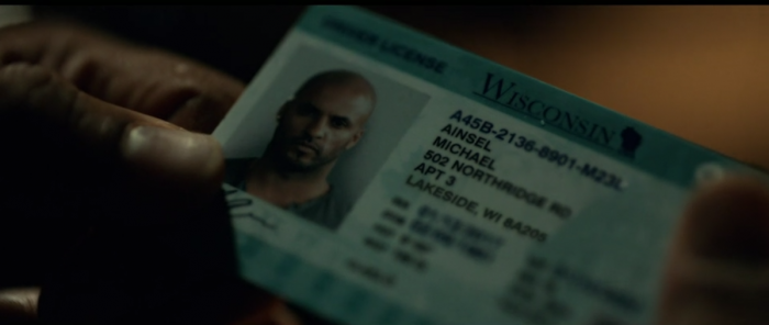 The gods will supply. In this case, Shadow has a new destination (via a new driver's license): Lakeside.