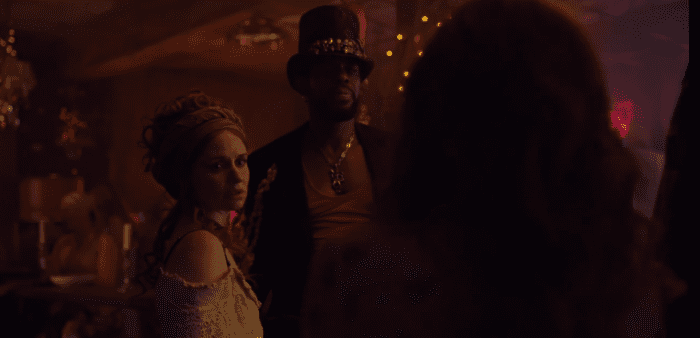 """We meet the Baron and Maman in American Gods' """"The Ways of the Dead."""""""