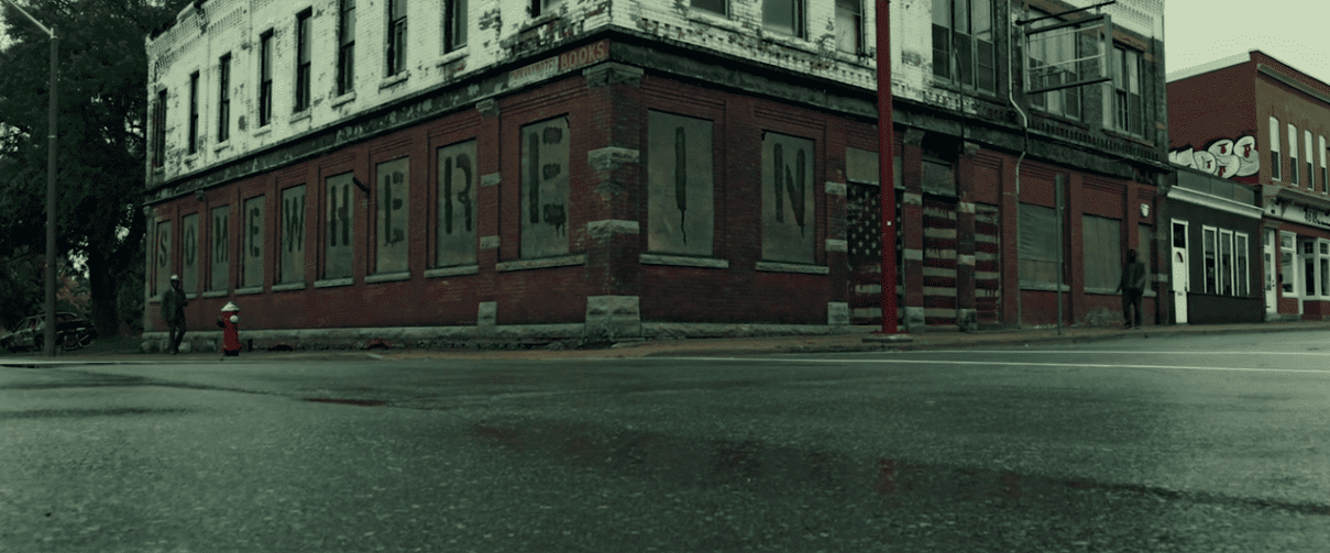 """The streets of Cairo are haunted in American Gods' """"The Ways of the Dead"""""""