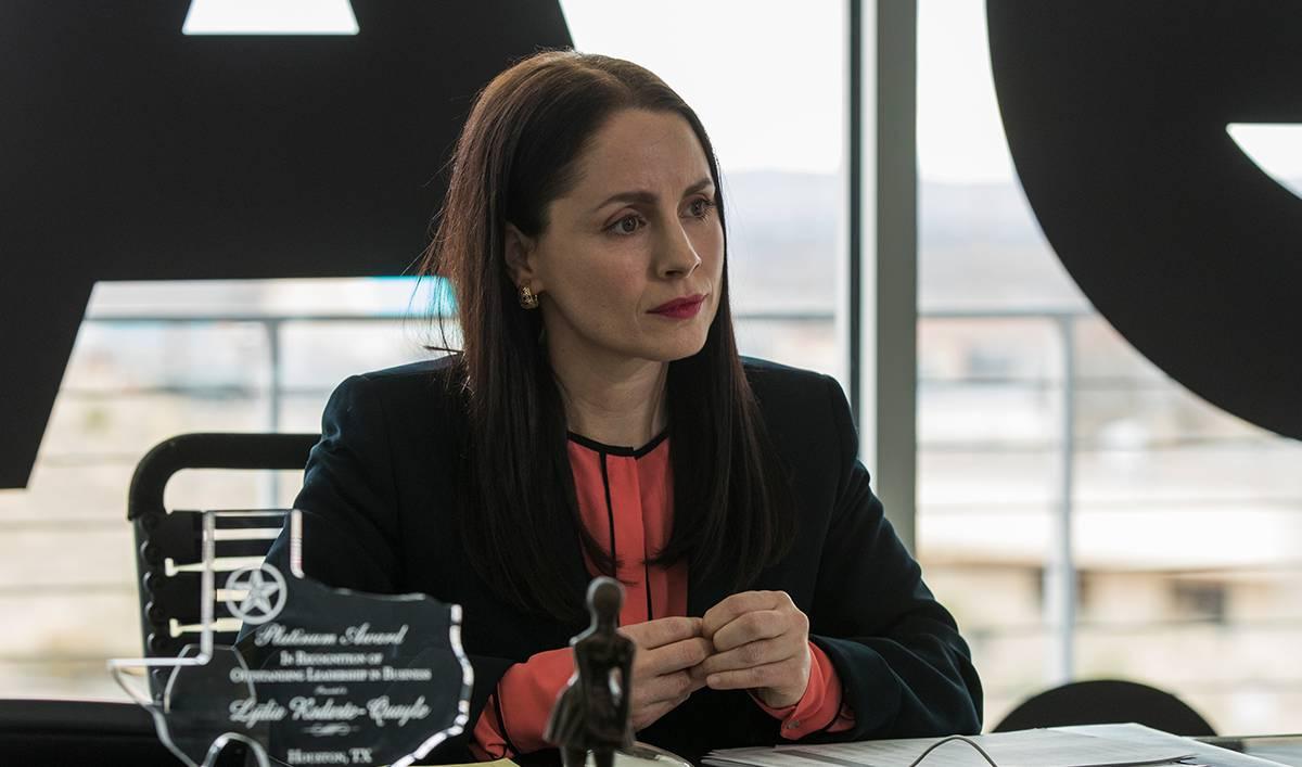 Lydia Rodarte-Quayle in Breaking Bad