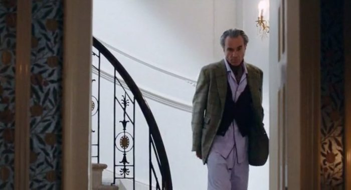 phantom thread is a romcom actually, reynolds date night outfit