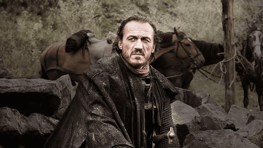 Bronn in Game of Thrones
