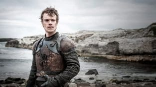 Theon Greyjoy in Game of Thrones