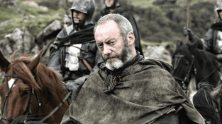 Davos in Game of Thrones