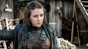Yara Greyjoy in Game of Thrones