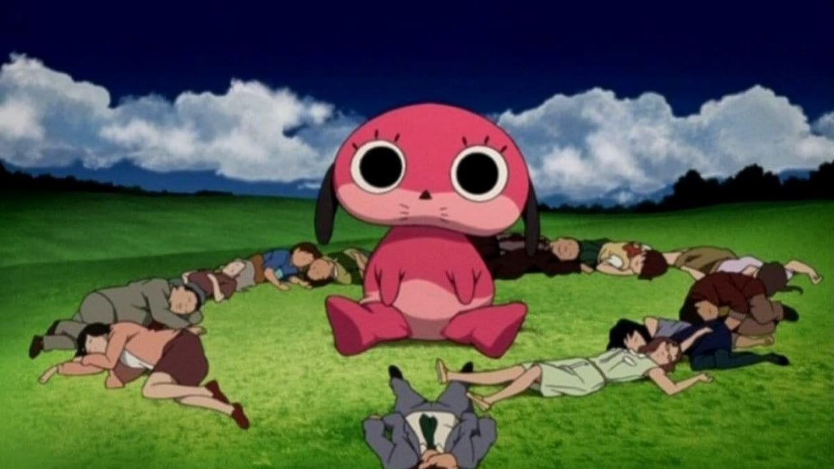 Paranoia Agent: Waking up from the Modern Nightmare   25YL