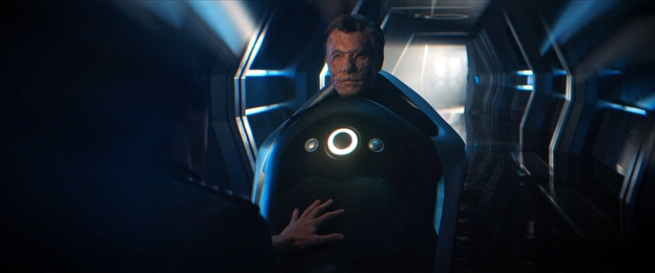 """Pike gets a look at his future in Star Trek: Discovery Season 2 Episode 12 """"Through the Valley of Shadows"""""""