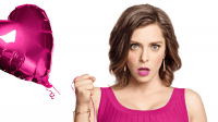 Rachel Bloom is Rebecca Bunchi in Crazy Ex-Girlfriend