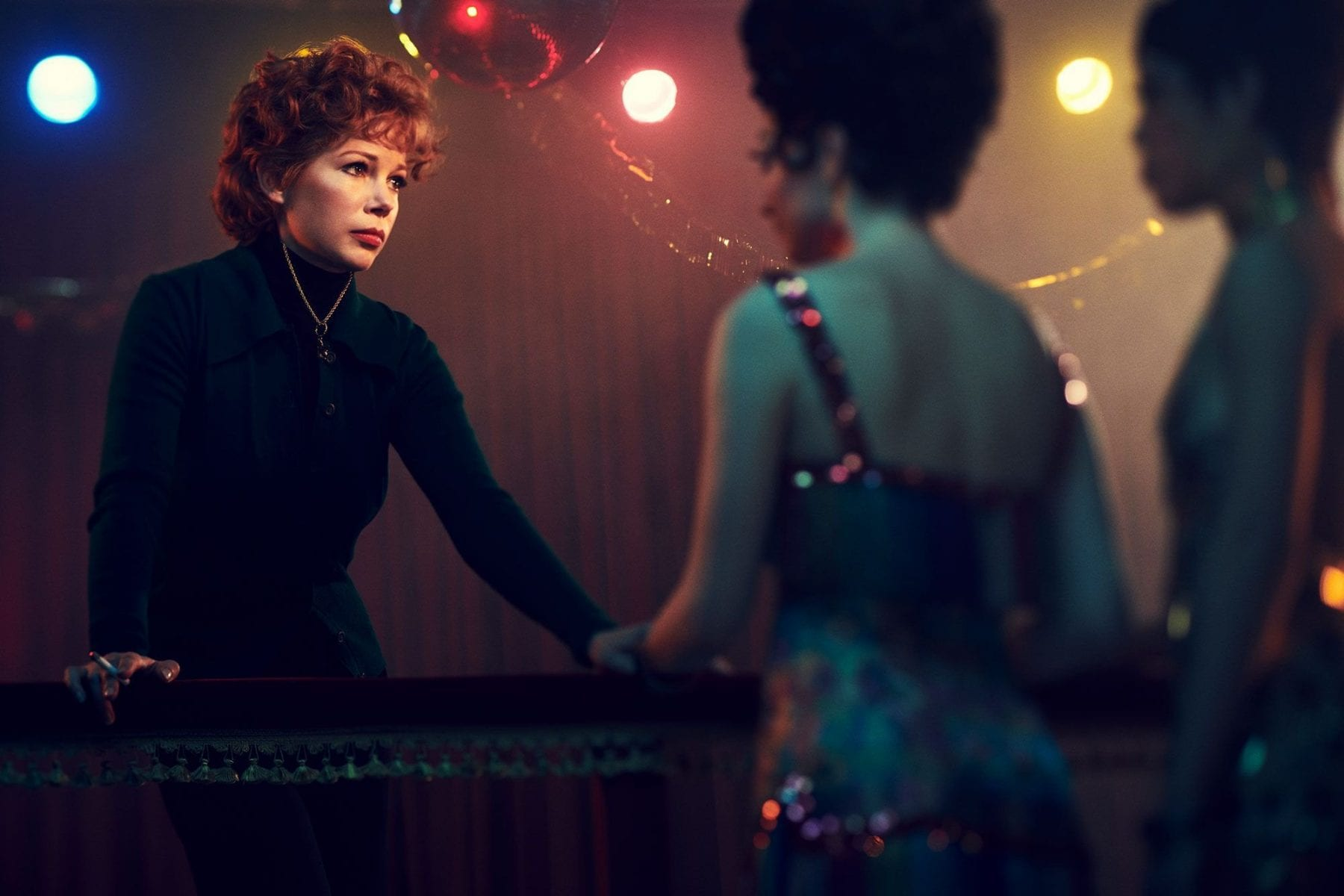 Michelle Williams as Gwen Verdon in Fosse/Verdon