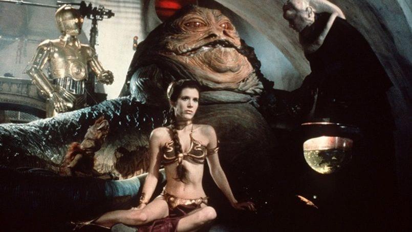 Jabbas Palace, Return of the Jedi