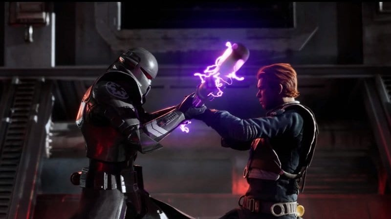 Jedi Fallen Order fight scene from the trailer
