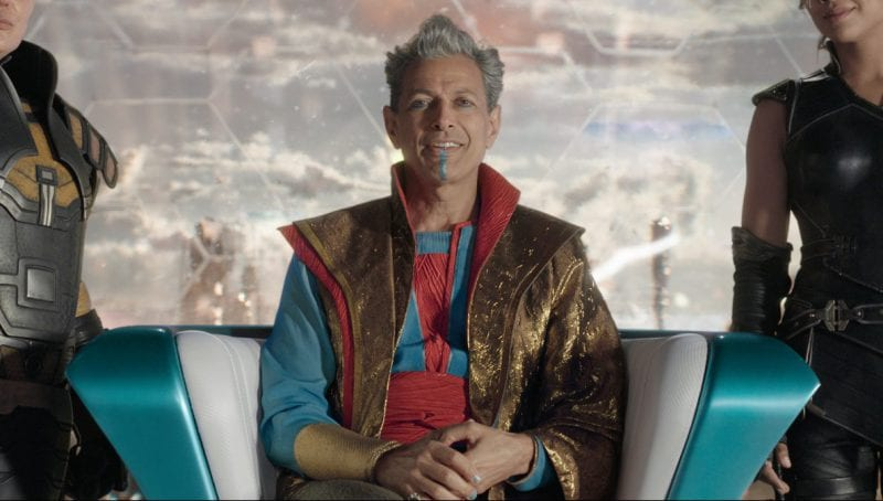Jeff Goldblum as Grandmaster