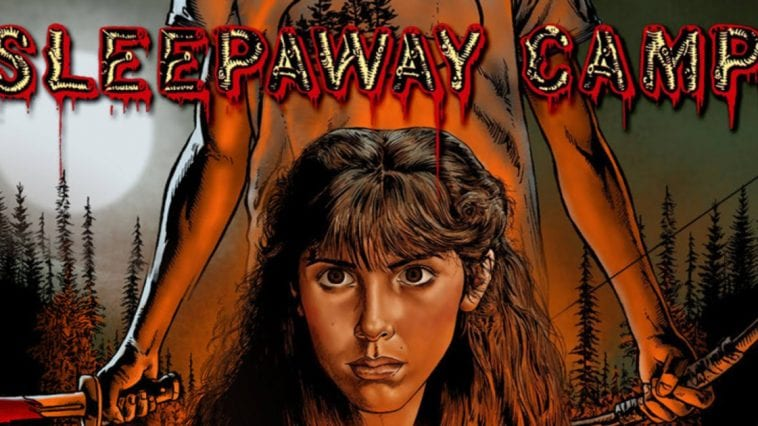 Sleepaway Camp movie poster