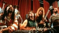 The band poses in This is Spinal Tap