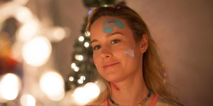 Brie Larson plays Kit, an eccentric, down-on-her-luck artist in Larson's directorial debut, Unicorn Store