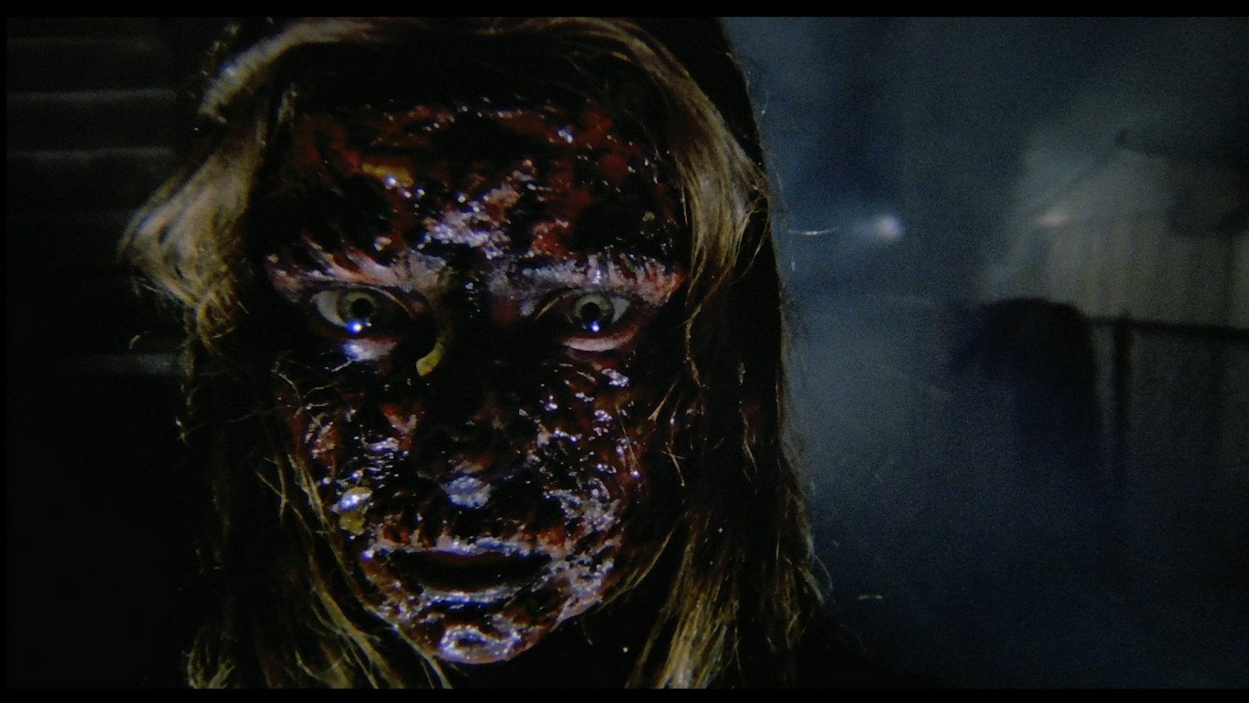 The undead rise when a gate to Hell is opened in Lucio Fulci's The City of the Living Dead