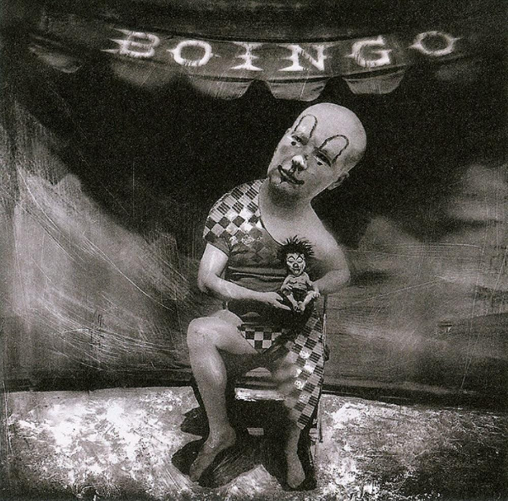 Boingo is the 1994 version of the Danny Elfman-fronted band Oingo Boingo.