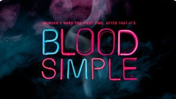 Blood Simple Criterion Cover