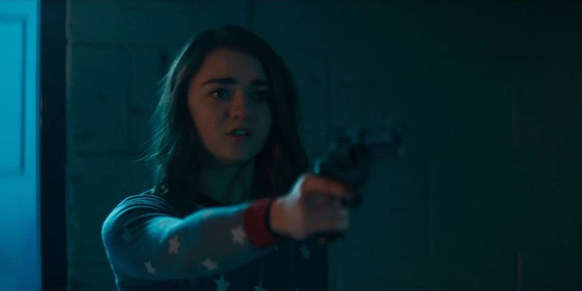 Maisie Williams in iBoy