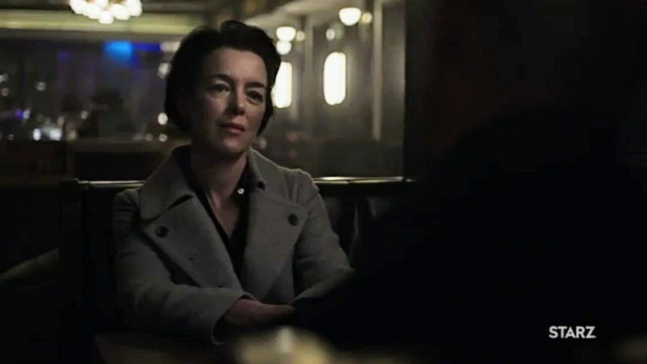 Counterpart - Emily meets with Howard