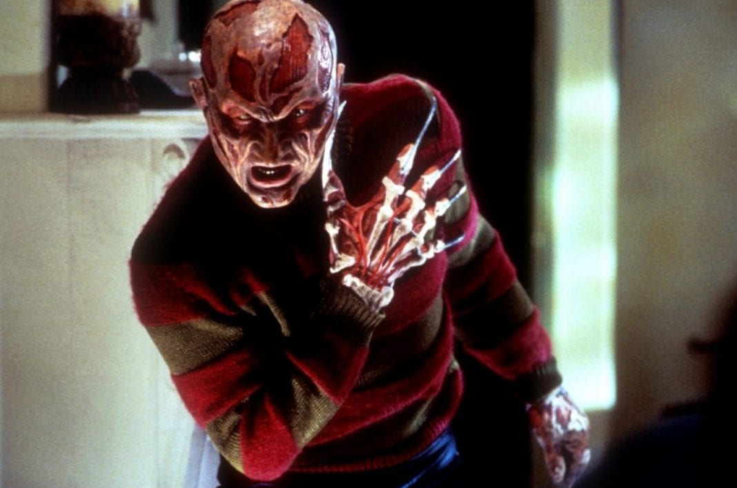 Freddy Krueger and Wes Craven are back together in Wes Craven's New Nightmare...and it's no laughing matter.