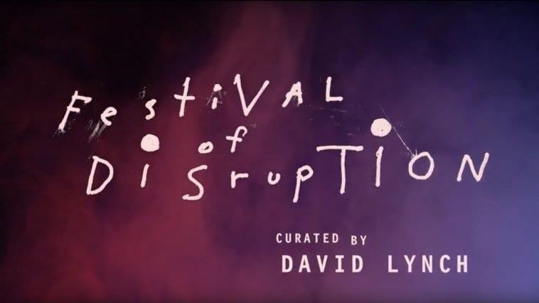 Festival of Distruption poster