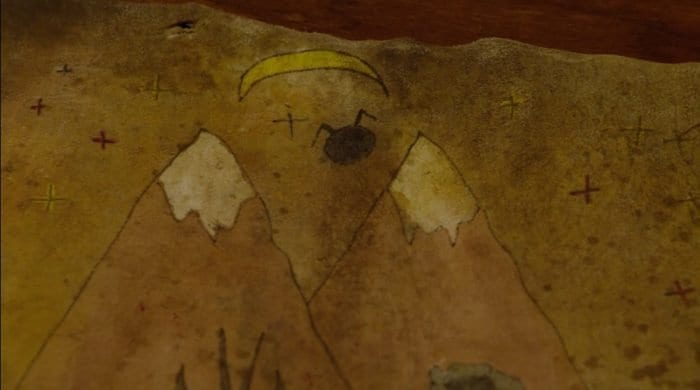 Hawk's map