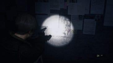 Resident Evil 2 Remake Morgue