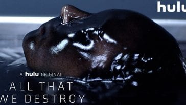 All That We Destroy promo poster