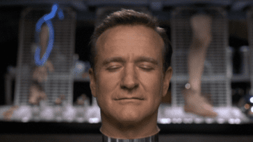 Robin Williams in Bicentennial Man