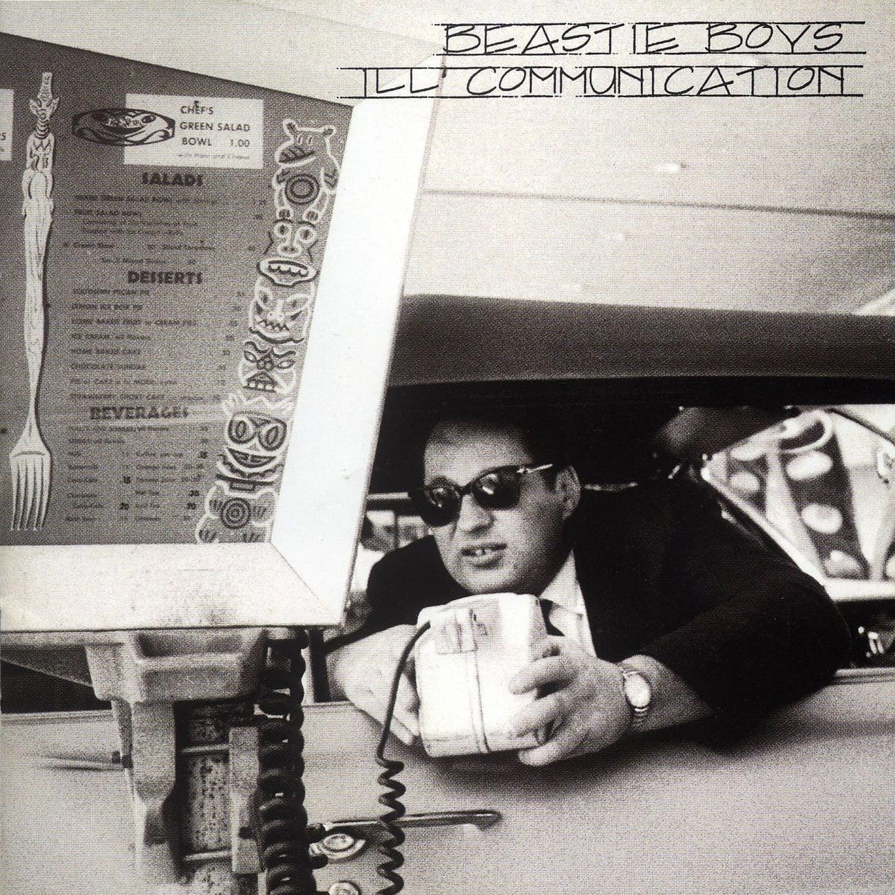 The cover art for Ill Communication by The Beastie Boys.