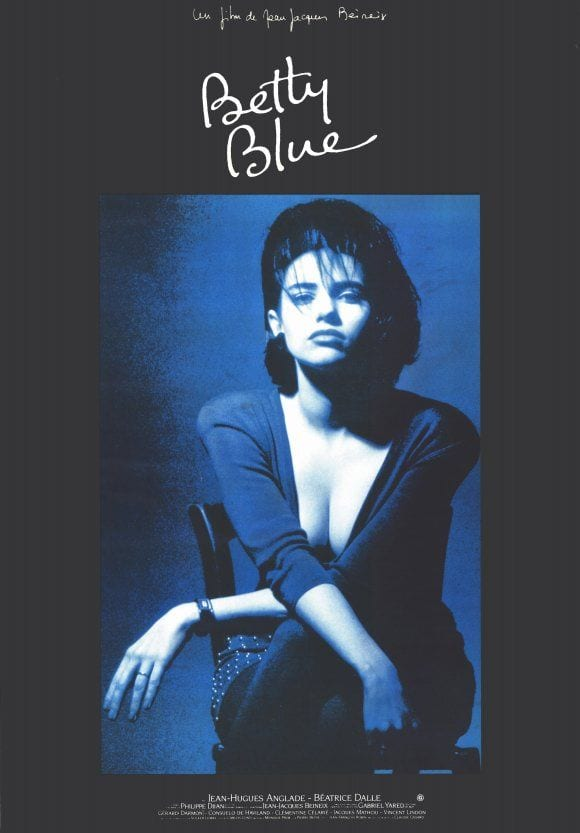 Betty Blue poster